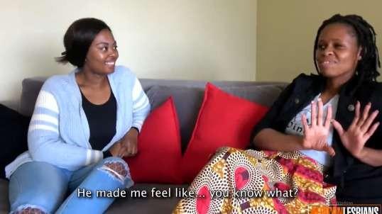 sextape lesbienne africaine
